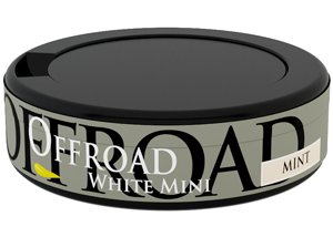 offroad mint white mini